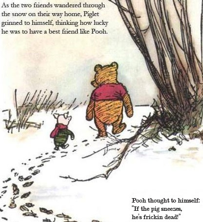 pooh-and-the-swine-flu