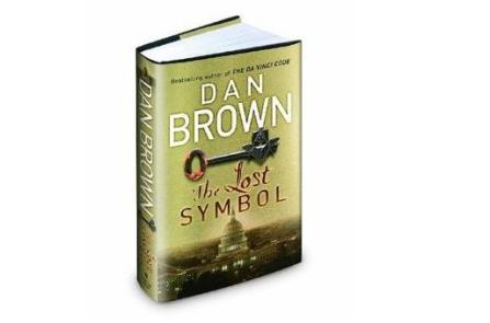 dan brown the lost symbol released