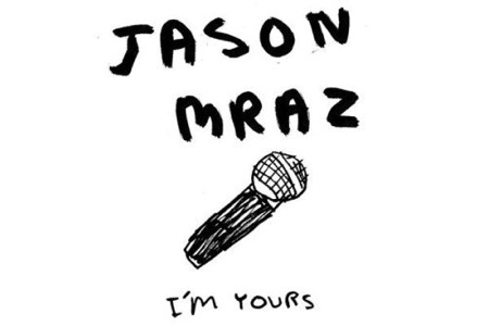 Jason Mraz I'm yours album cover