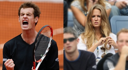 The Playstation's side effects kim sears andy murray tennish player