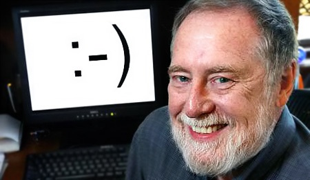 how-did-the- computer-smiley-start Scott E  Fahlman