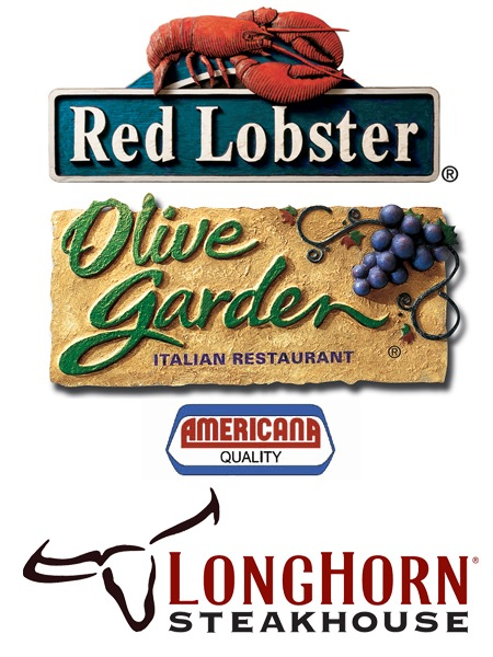 Americana to bring Red Lobster & Olive Garden « SOME contrast